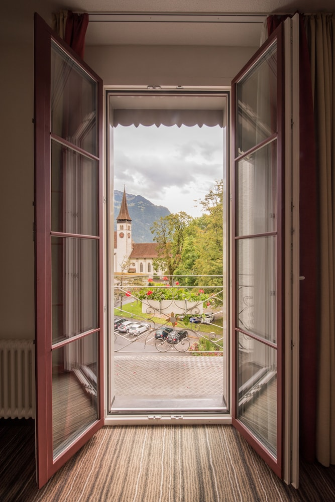 View from Property, Hotel Interlaken