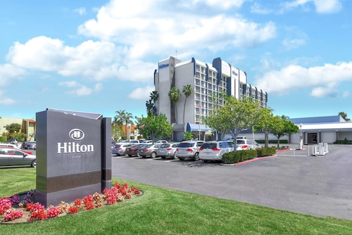 Hilton Irvine Orange County Airport