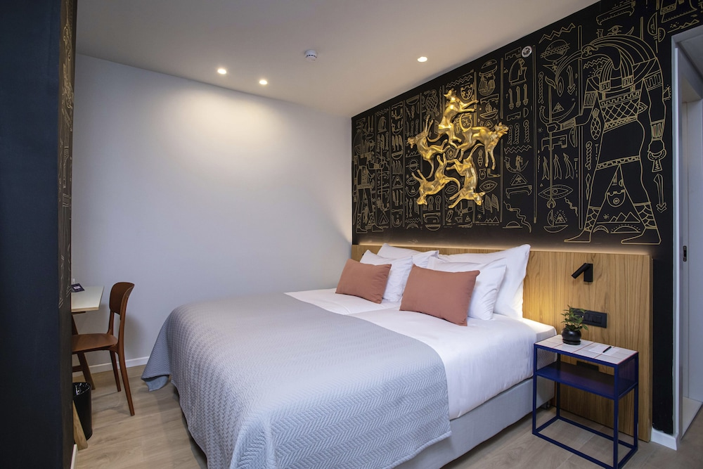 Room, Artist Hotel - an Atlas Boutique Hotel