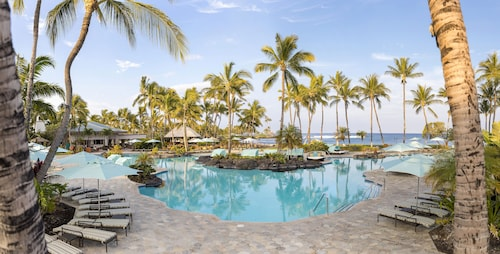 The Fairmont Orchid- Hawaii
