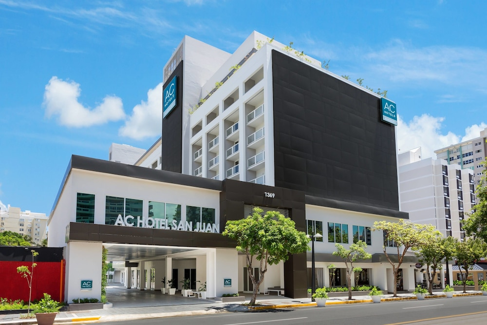 Ac Hotel By Marriott San Juan Condado In Rates Reviews On Orbitz