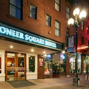Best Western Plus Pioneer Square Hotel Downtown