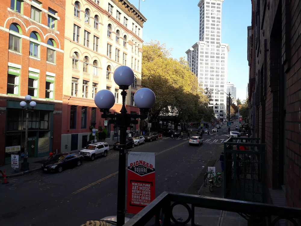 View from Room, Best Western Plus Pioneer Square Hotel Downtown