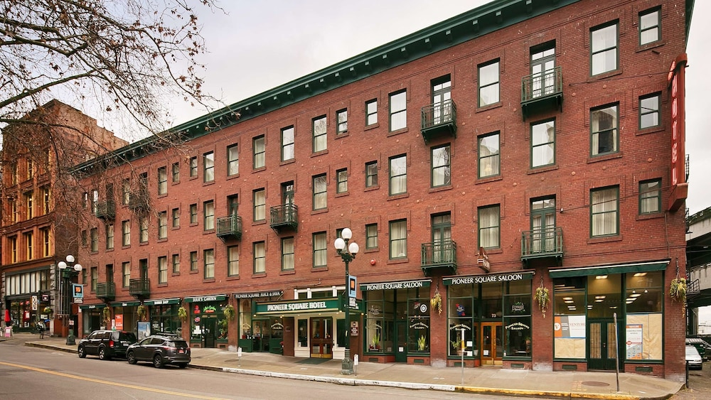 Exterior, Best Western Plus Pioneer Square Hotel Downtown