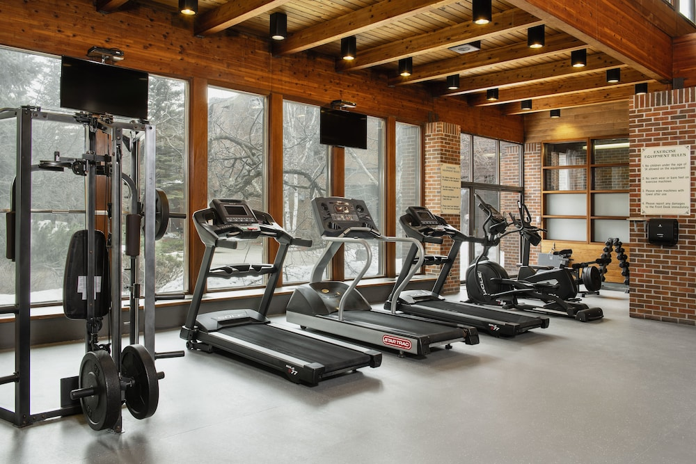 Fitness Facility, Valhalla Inn