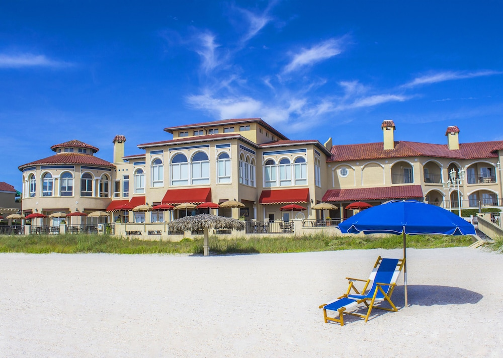 Beach, The Lodge and Club at Ponte Vedra Beach