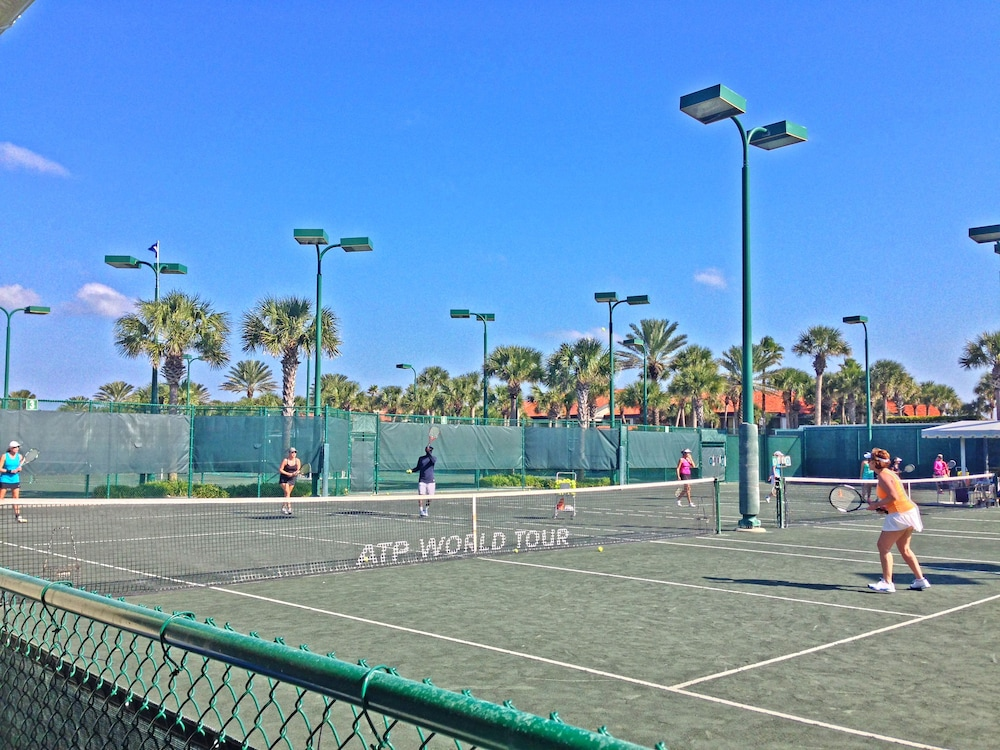 Tennis Court, The Lodge and Club at Ponte Vedra Beach