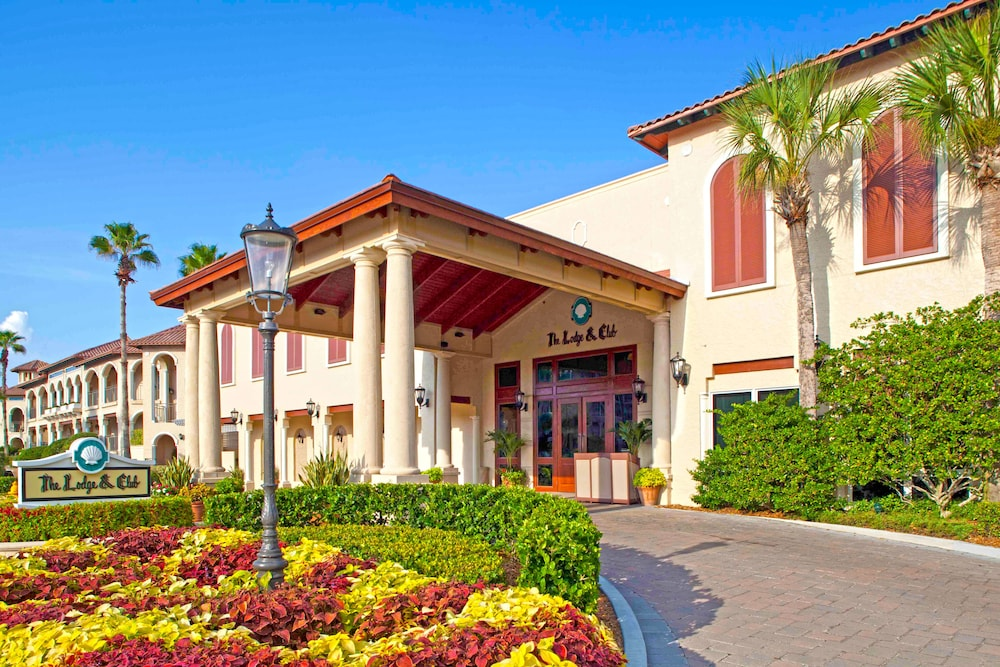 Property Entrance, The Lodge and Club at Ponte Vedra Beach