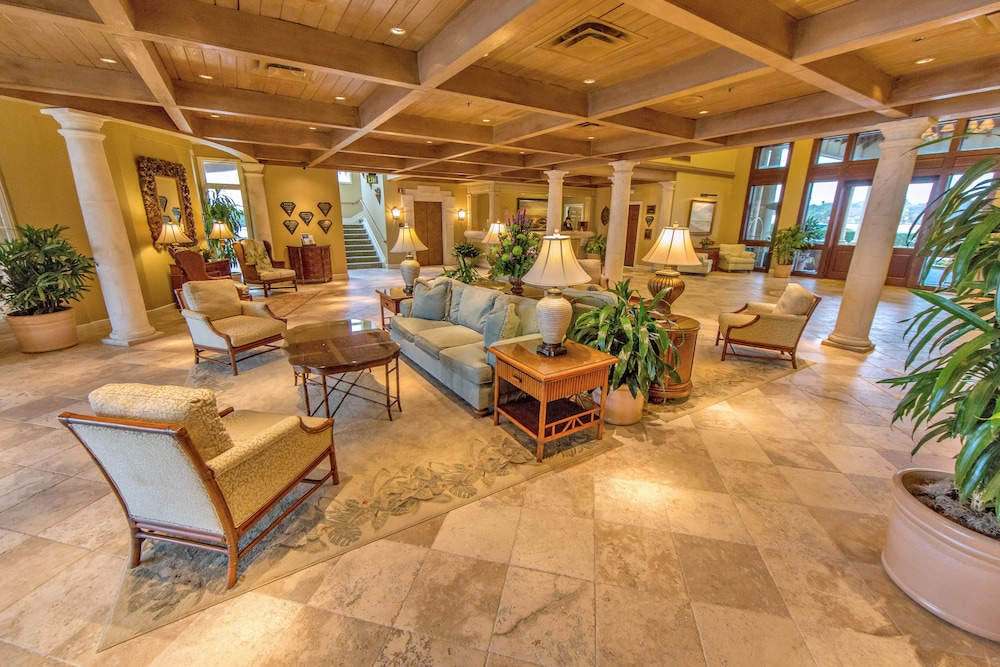 Lobby, The Lodge and Club at Ponte Vedra Beach