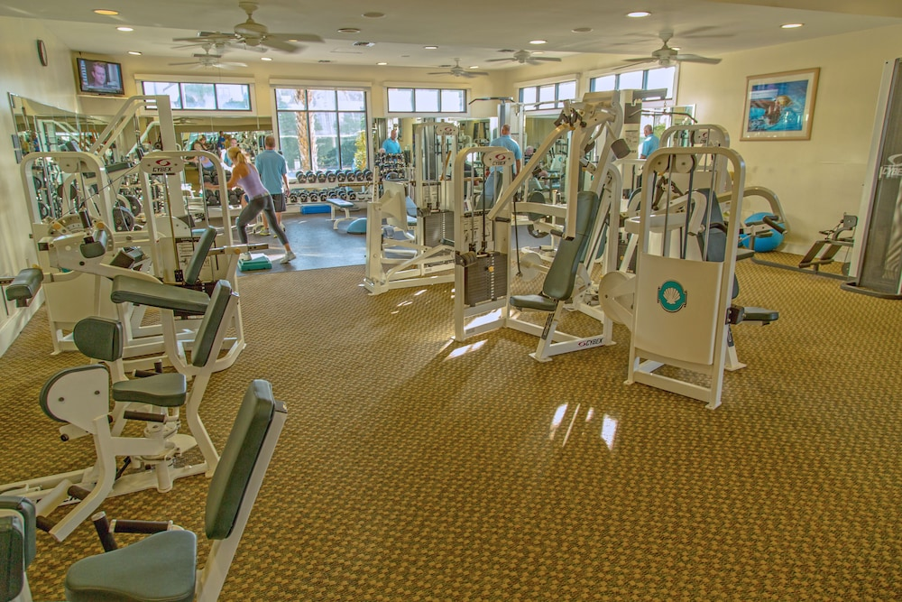 Gym, The Lodge and Club at Ponte Vedra Beach