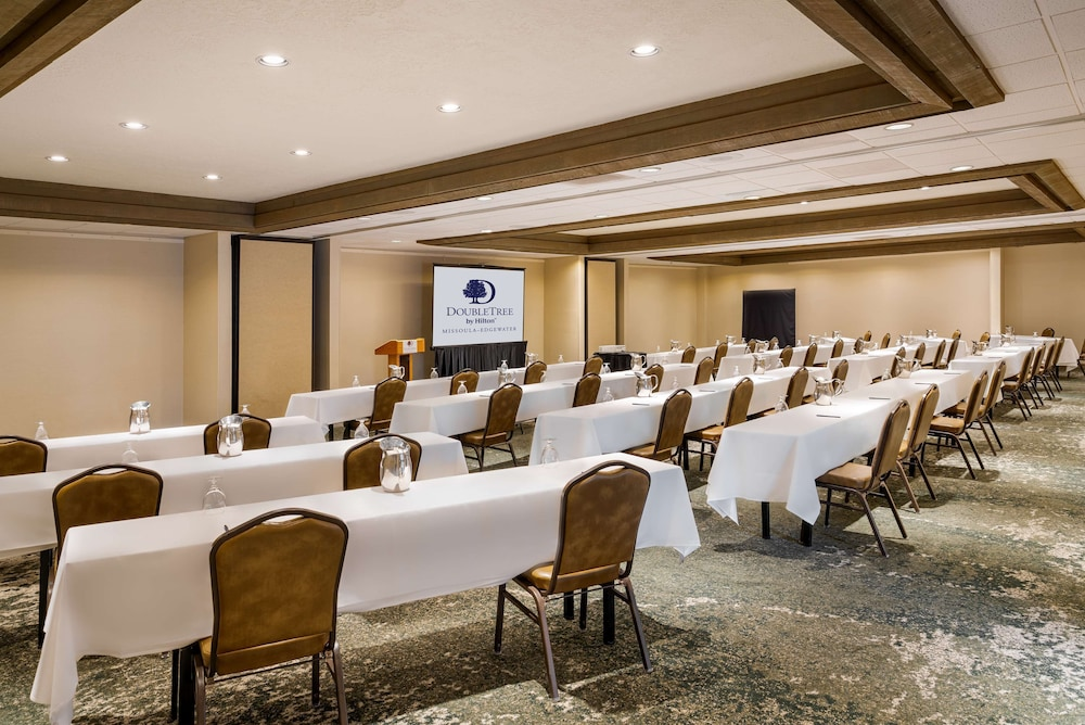 Meeting Facility, DoubleTree by Hilton Hotel Missoula - Edgewater