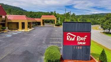 Red Roof Inn Hot Springs