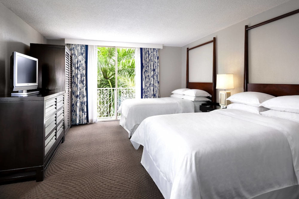 Room, Sheraton Suites Fort Lauderdale at Cypress Creek