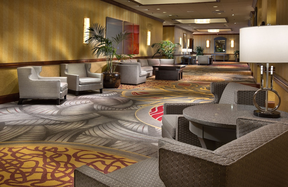 Lobby Sitting Area, DoubleTree by Hilton Chicago - Alsip