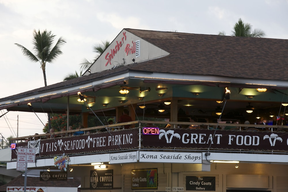 Restaurant, Kona Seaside Hotel