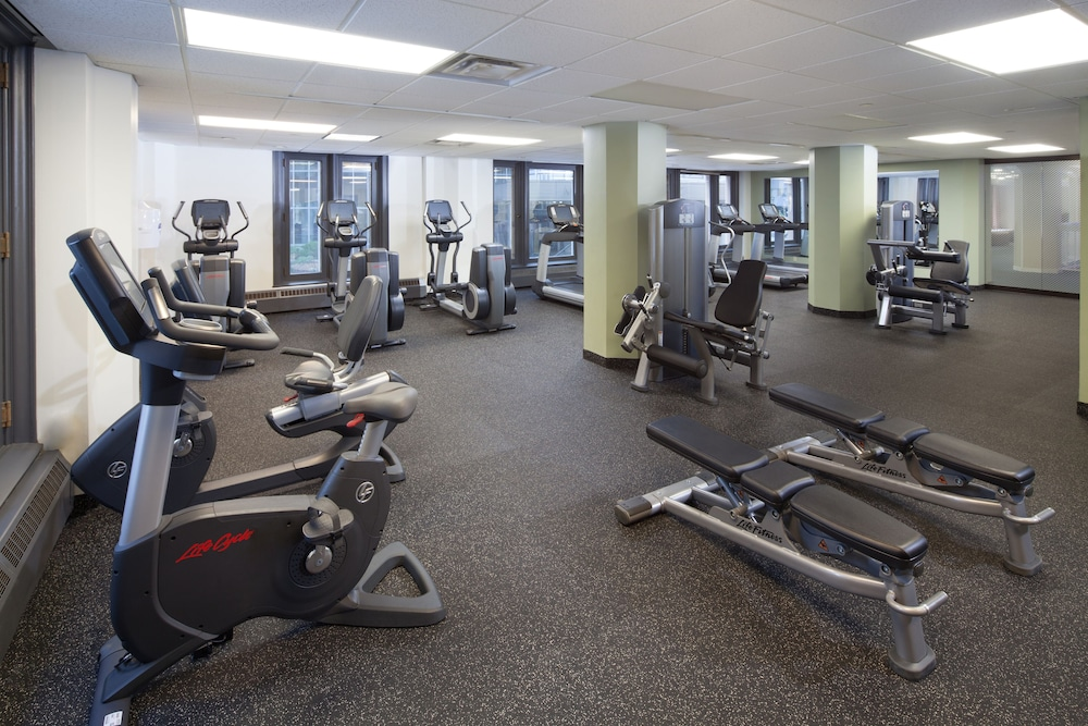 Fitness Facility, Kahler Grand Hotel