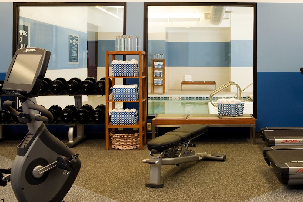 Gym, Four Points by Sheraton Bangor Airport