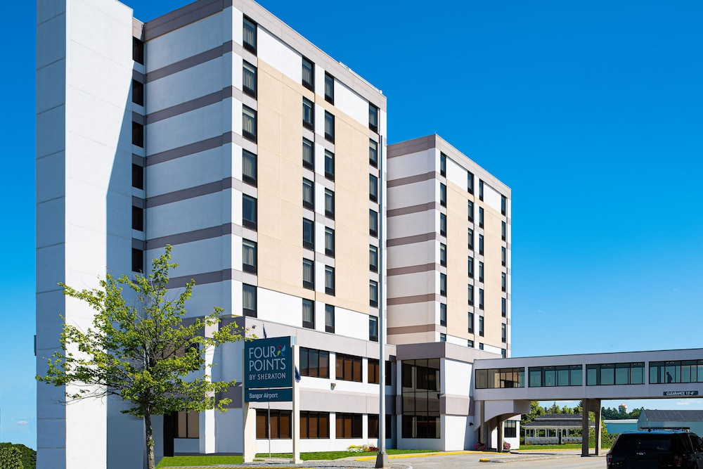 Exterior, Four Points by Sheraton Bangor Airport