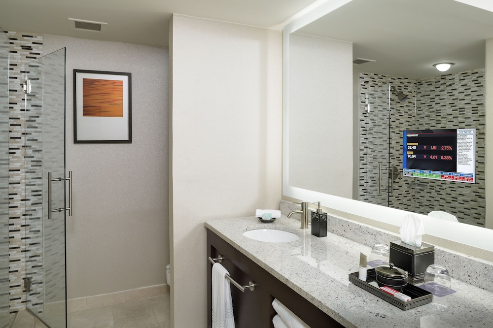 Bathroom, Hyatt Regency Suites Atlanta Northwest