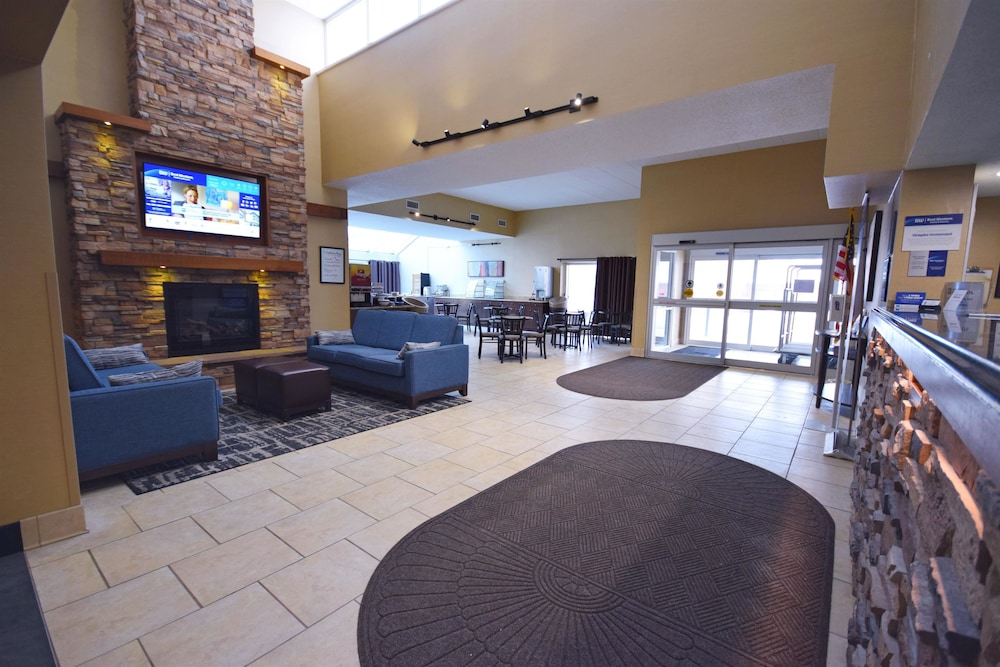 Fireplace, Best Western Resort Hotel & Conference Center