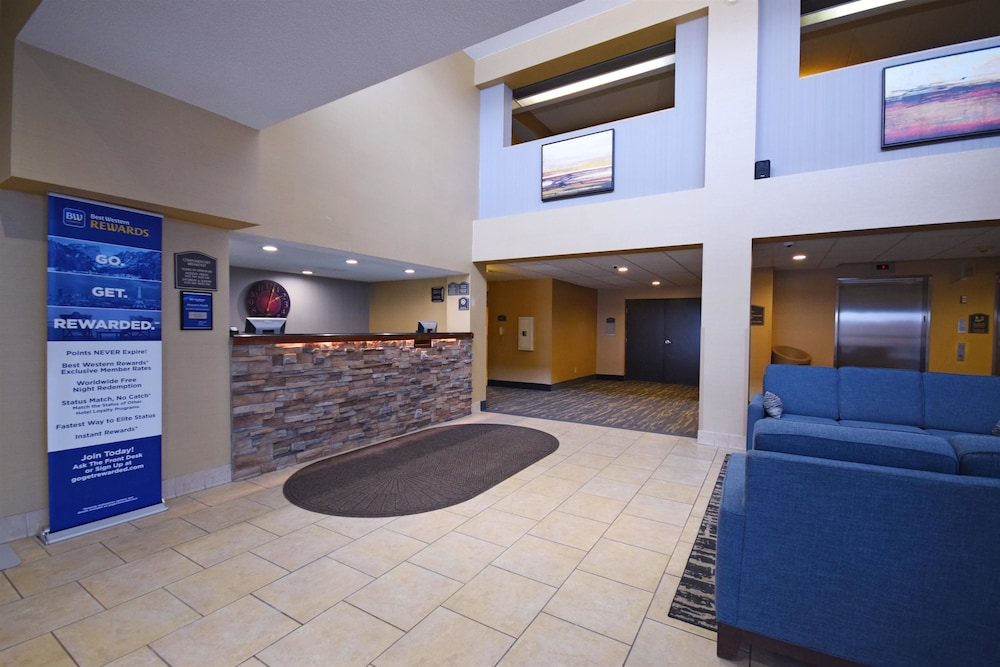 Lobby Sitting Area, Best Western Resort Hotel & Conference Center