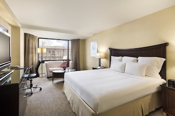 1 King Bed Room at the Parc 55 San Francisco - Guestroom