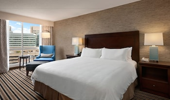 Executive Room, 1 King Bed - Guestroom