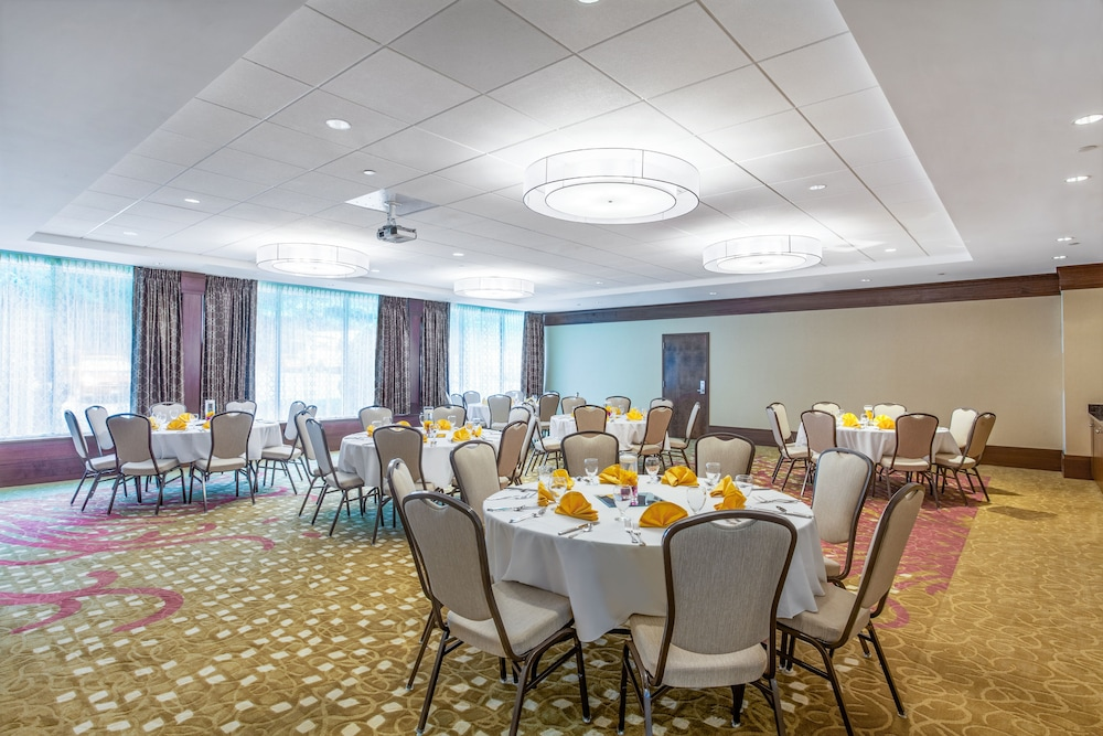 Banquet Hall, Holiday Inn Charlottesville-Monticello, an IHG Hotel