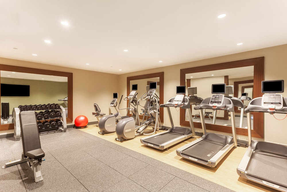 Fitness Facility, Holiday Inn Charlottesville-Monticello, an IHG Hotel