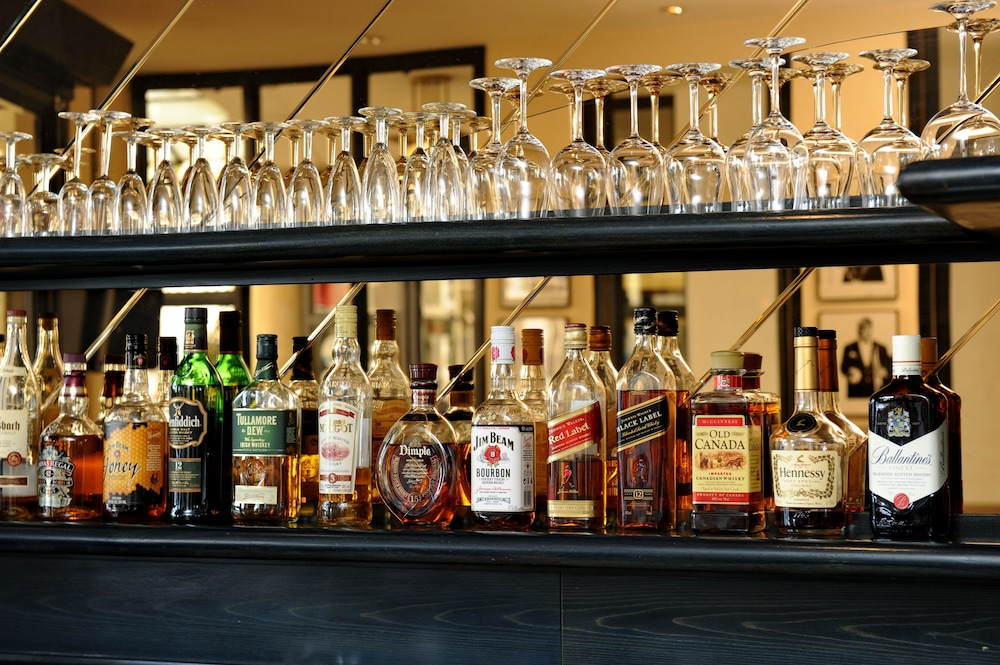 Bar, Best Western Hotel Domicil