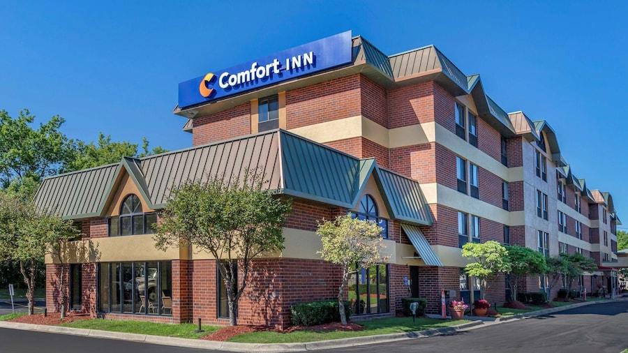 Comfort Inn Near Greenfield Village