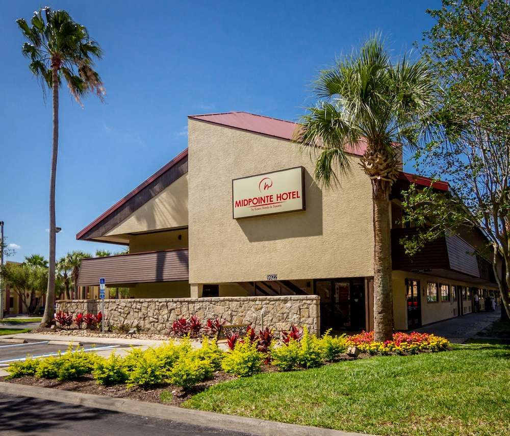 Front of Property, Midpointe Hotel by Rosen Hotels & Resorts