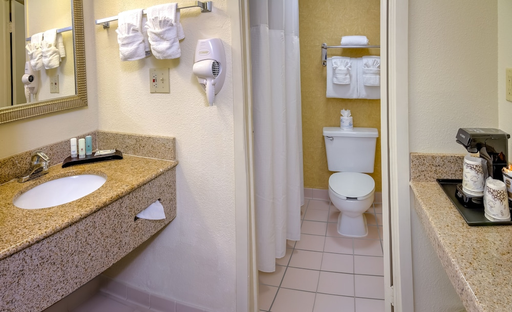 Bathroom, Midpointe Hotel by Rosen Hotels & Resorts