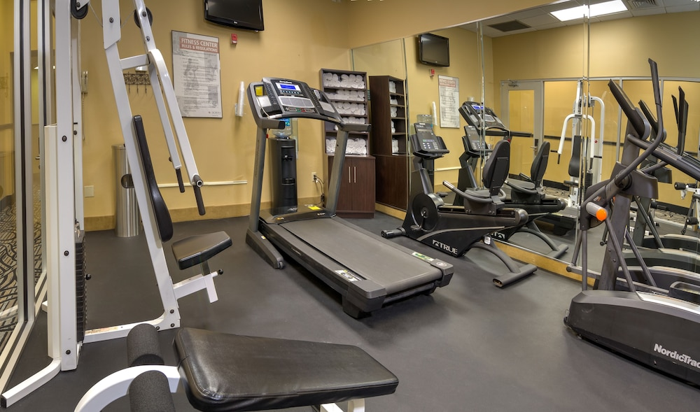 Fitness Facility, Midpointe Hotel by Rosen Hotels & Resorts