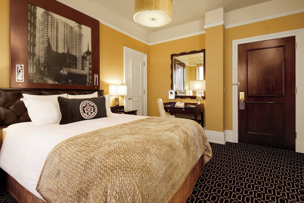 Room, The Algonquin Hotel Times Square, Autograph Collection