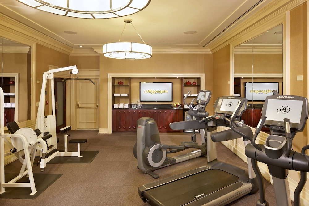 Fitness Facility, The Algonquin Hotel Times Square, Autograph Collection