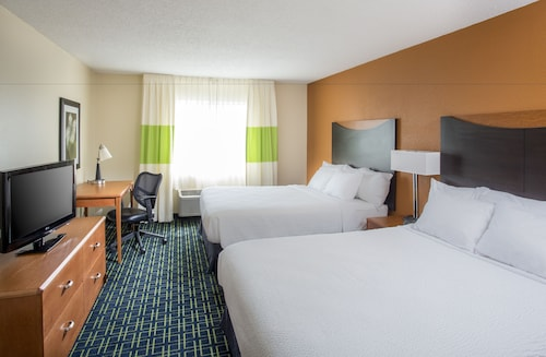 Check Expedia for Availability of Fairfield Inn & Suites Joliet North/Plainfield