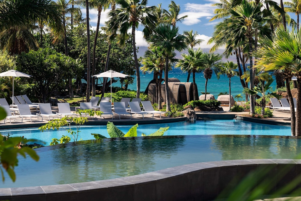 Infinity Pool, The Westin Maui Resort & Spa, Ka'anapali