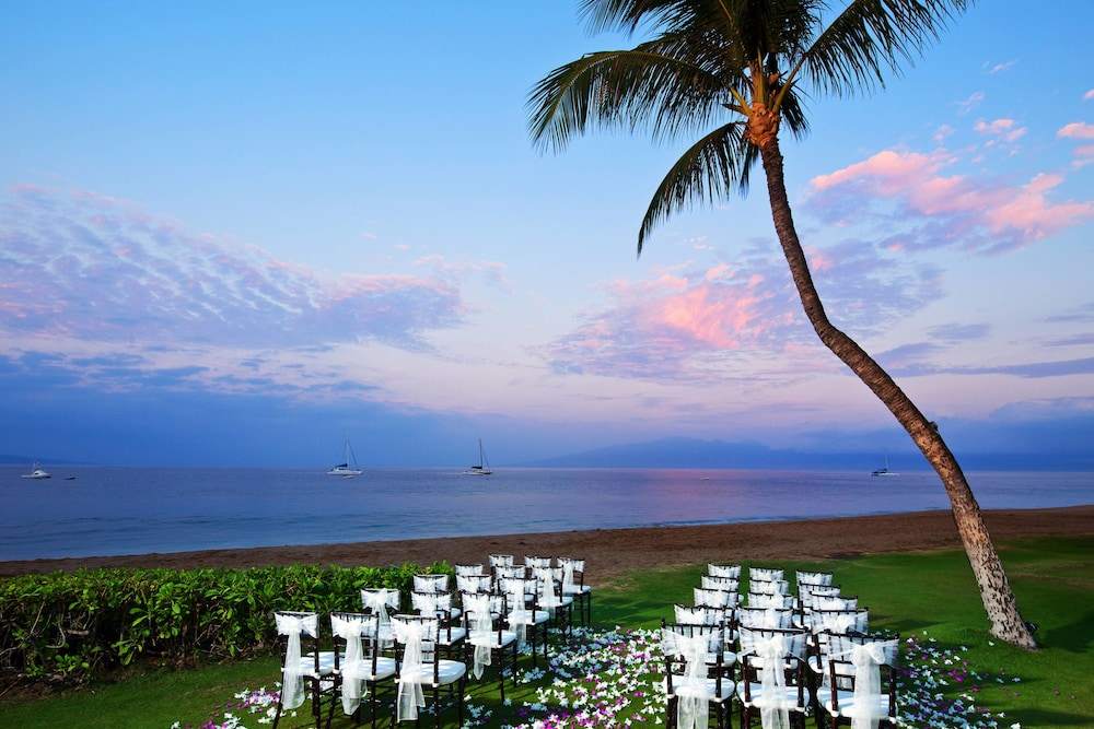Outdoor Wedding Area, The Westin Maui Resort & Spa, Ka'anapali