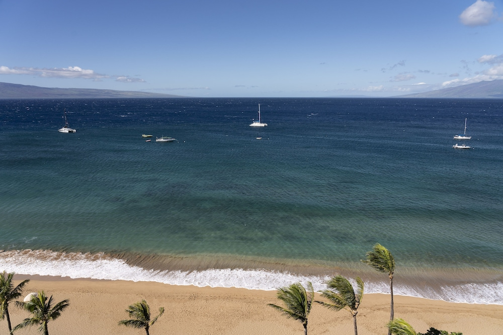 View from Room, The Westin Maui Resort & Spa, Ka'anapali