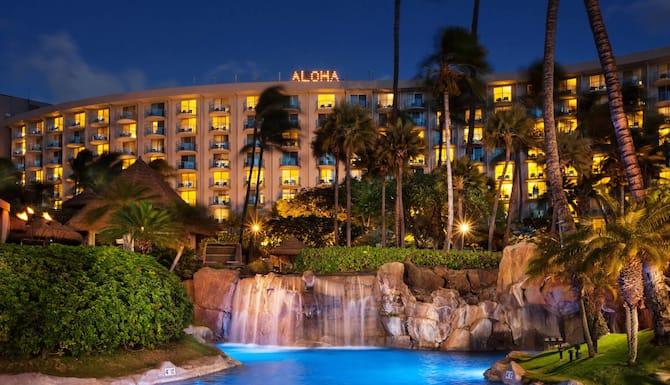 The Westin Maui Resort Spa Ka Anapali In Lahaina Hi