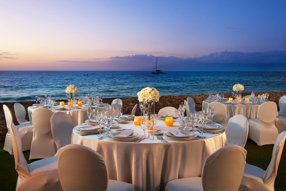 Outdoor Banquet Area, The Westin Maui Resort & Spa, Ka'anapali