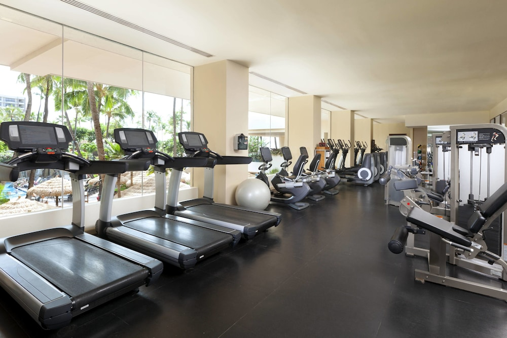 Fitness Facility, The Westin Maui Resort & Spa, Ka'anapali