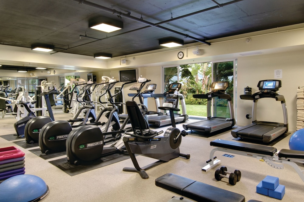 Fitness Facility, Loews Coronado Bay Resort