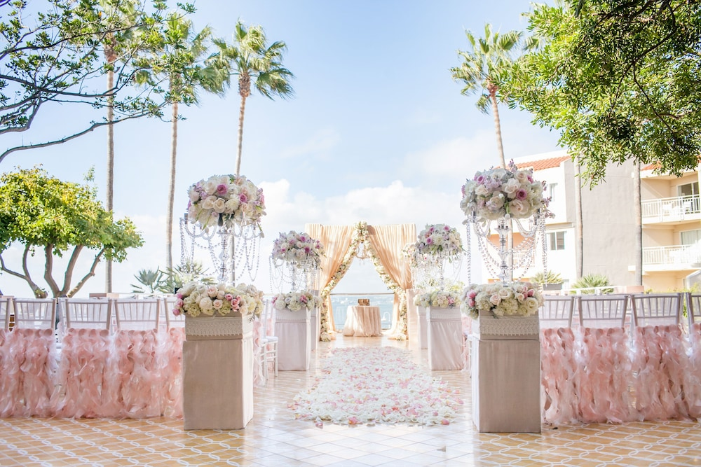 Outdoor Wedding Area, Loews Coronado Bay Resort