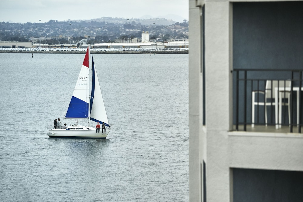 Boating, Loews Coronado Bay Resort