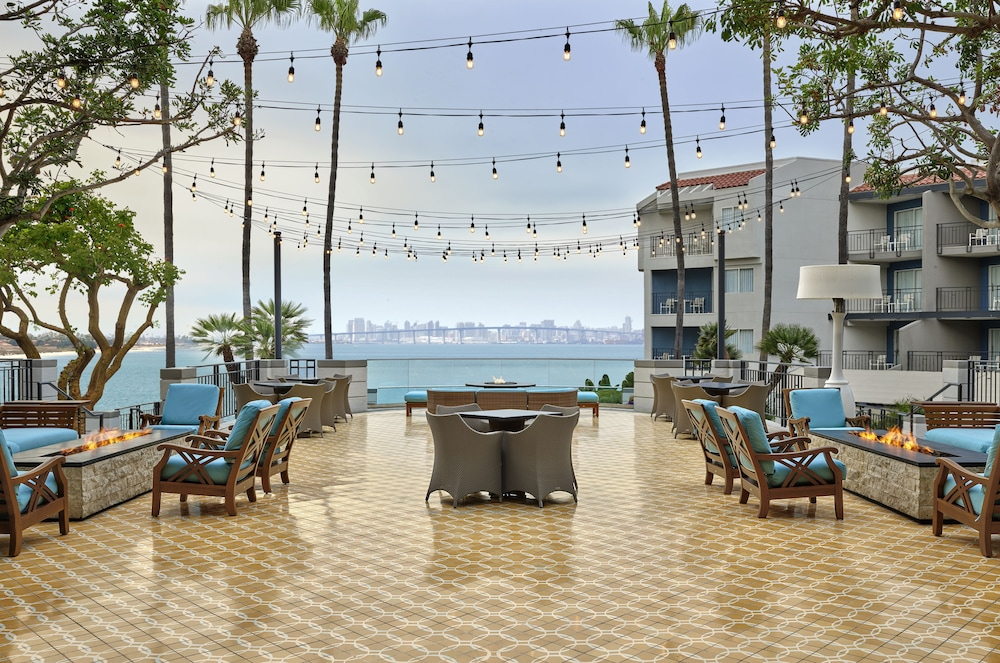 Terrace/Patio, Loews Coronado Bay Resort