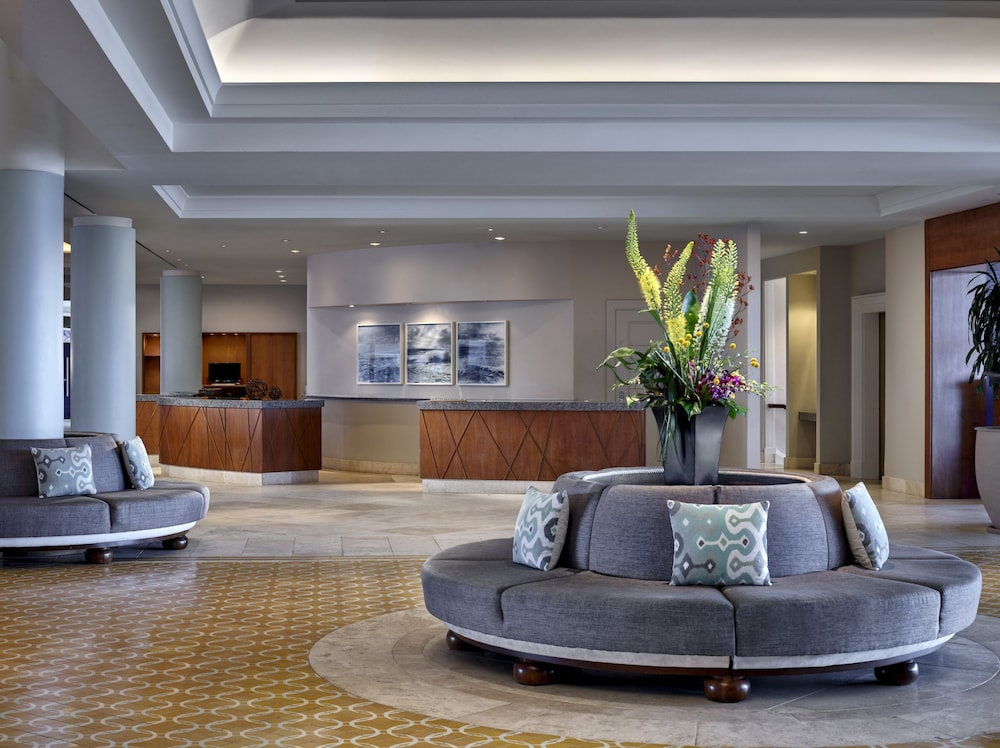 Lobby, Loews Coronado Bay Resort