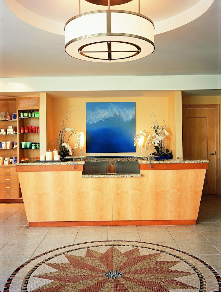Spa Reception, Loews Coronado Bay Resort