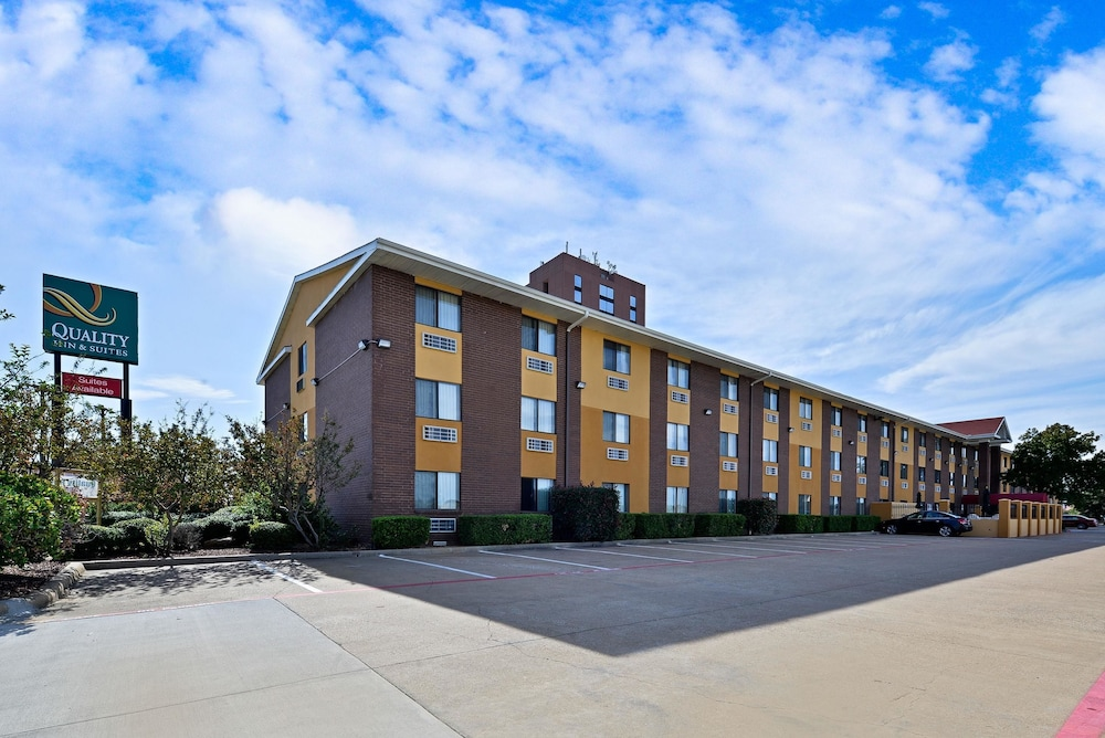 Featured Image, Quality Inn DFW Airport North